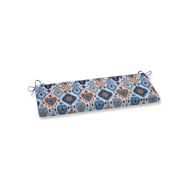 Azure Outdoor Bench Cushion