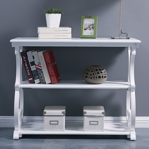 Elige Scroll Console Table by One Allium Way