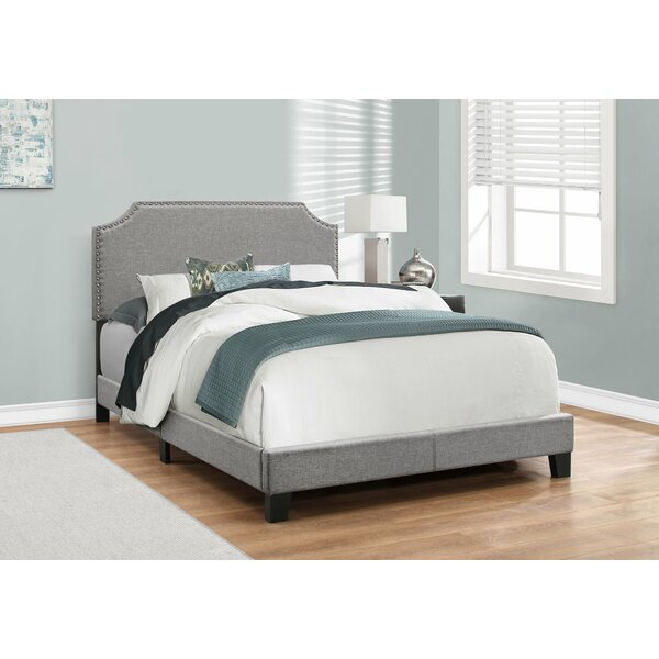 Larochelle Upholstered Standard Bed by Charlton Home