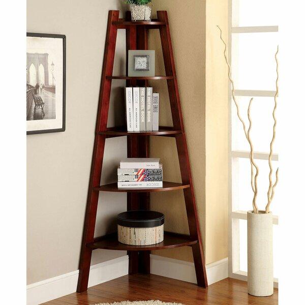 Herrod Corner Bookcase By Ebern Designs