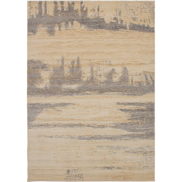 Douthit Ivory Area Rug by 17 Stories