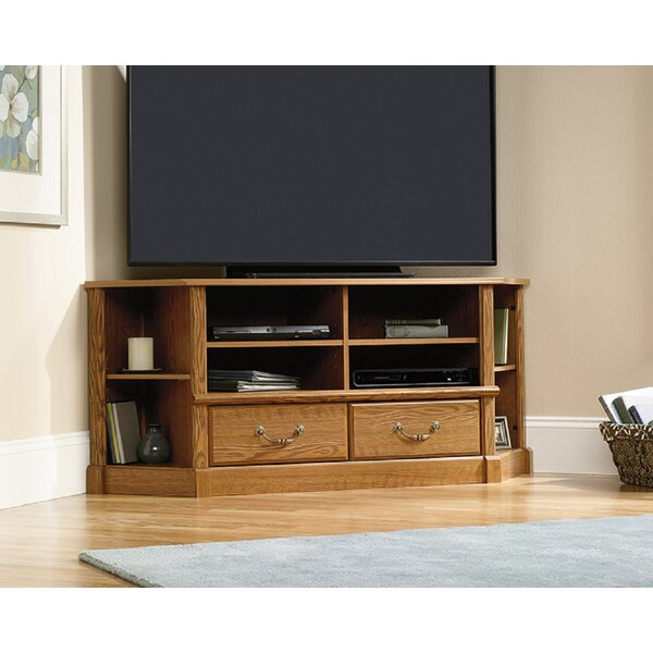 Rhode Corner TV Stand For TVs Up To 50