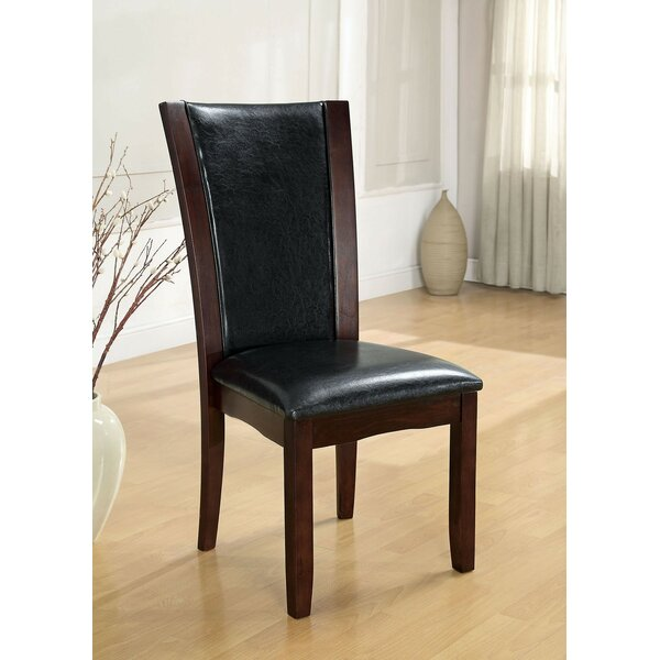 Overcash Upholstered Dining Chair (Set of 2) by Latitude Run