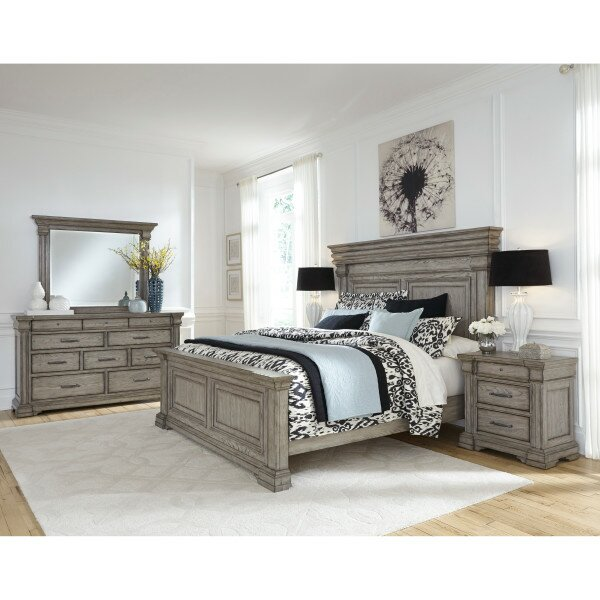 Goleta Panel Configurable Bedroom Set by Ophelia & Co.