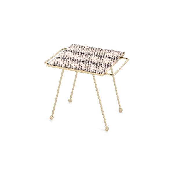 Mix & Match Brass End Table by Gandia Blasco