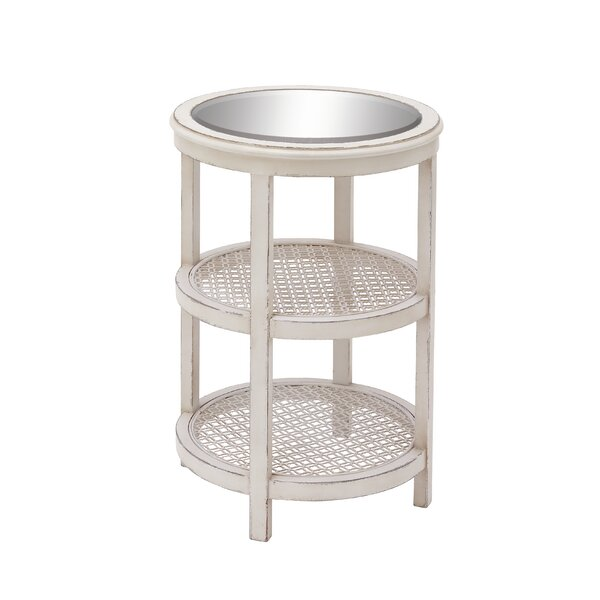 Faust End Table by Ophelia & Co.