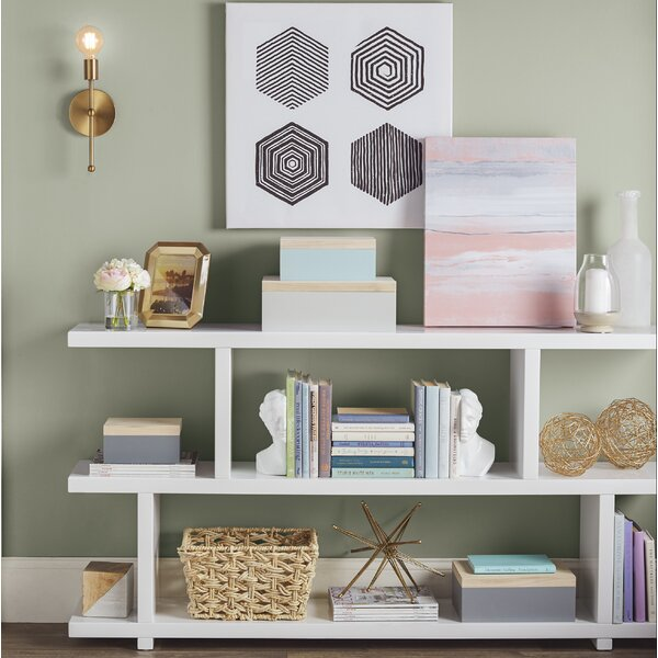 Raney Cube Unit Bookcase by Brayden Studio
