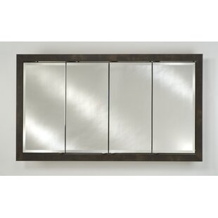 Affordable Price Eagle 63 x 36 Recessed Medicine Cabinet ByCharlton Home