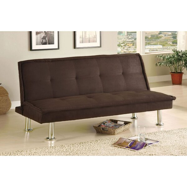 Glennville Convertible Sofa by Ebern Designs