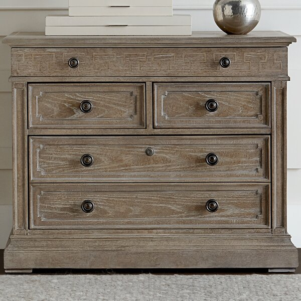Wethersfield Estate 4 Drawer Lateral File by Stanley Furniture