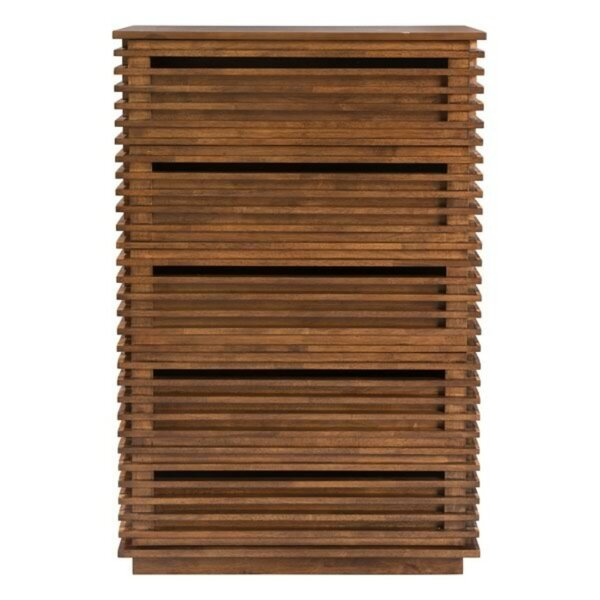 Gaynell High 5 Drawer Accent Chest by Foundry Select