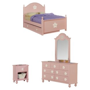 Eslick Panel Configurable Bedroom Set by Harriet Bee