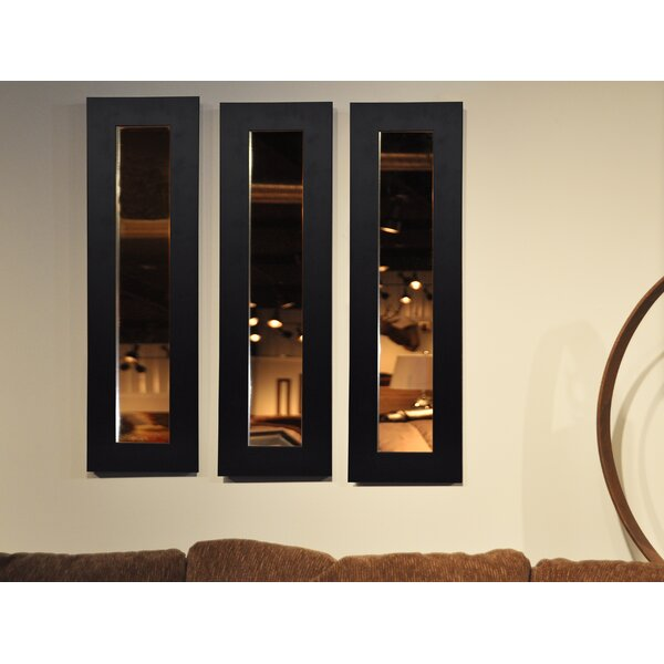 2 Piece Scioli Panel Mirror Set (Set of 2) by Latitude Run