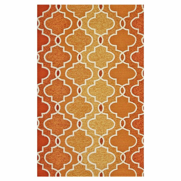 Hannah Handmade Hooked Sunset Indoor/Outdoor Area Rug by Feizy Rugs