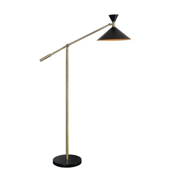 Yorba 53 Task Floor Lamp by Langley Street