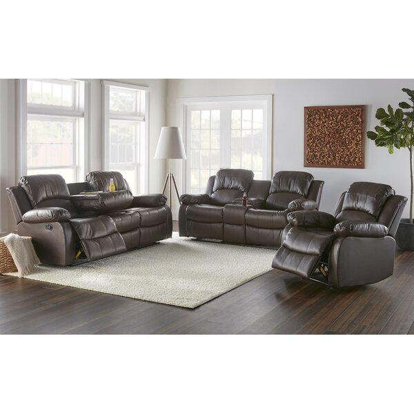 Review Poteat Reclining Loveseat