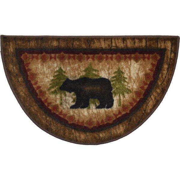 Costa Birch Bear Kitchen Mat