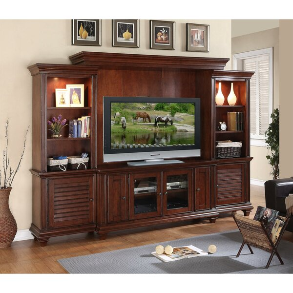 Leander Entertainment Center by World Menagerie