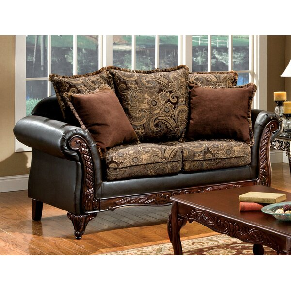 Lusby Loveseat by Astoria Grand Astoria Grand