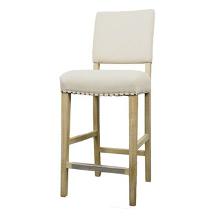 Welling 27 Bar Stool by Gracie Oaks