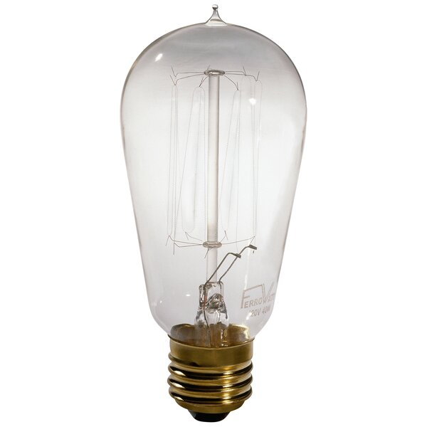 Candelaria Light Bulb (Pack of 18) by Robert Abbey
