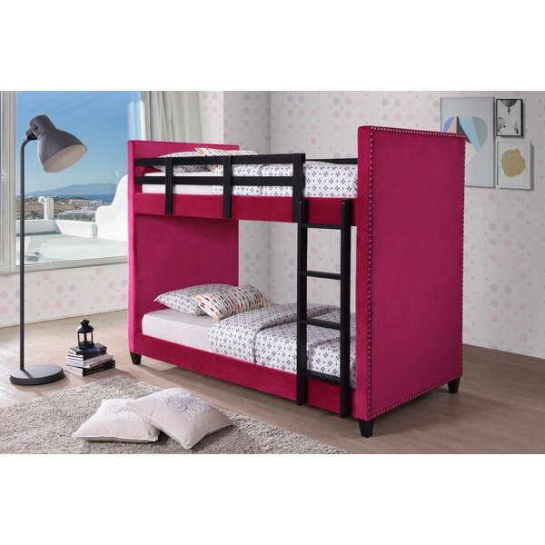 Travon Bunk Bed by Harriet Bee