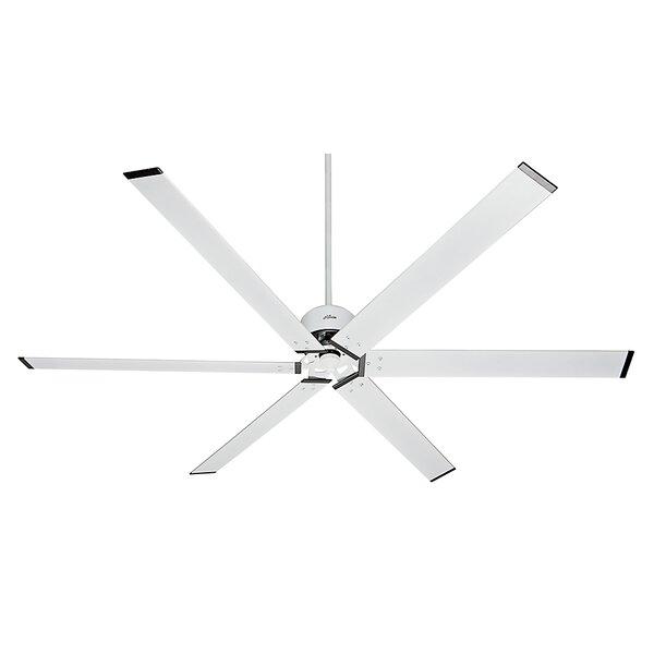96 Industrial 6-Blade Ceiling Fan by Hunter Fan