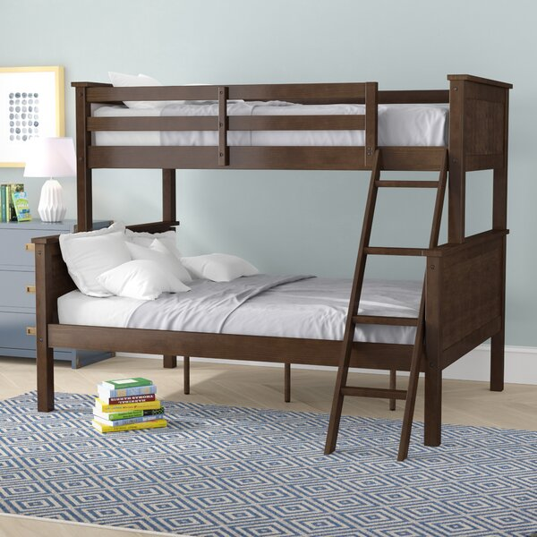 Lila Twin Over Full Bunk Bed By Viv + Rae by Viv + Rae Bargain