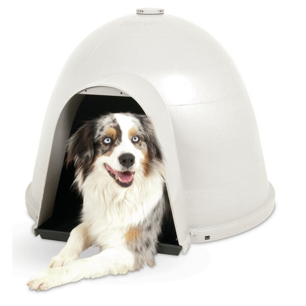 Petmate Dogloo Microban Dog House by Precision Pet Products