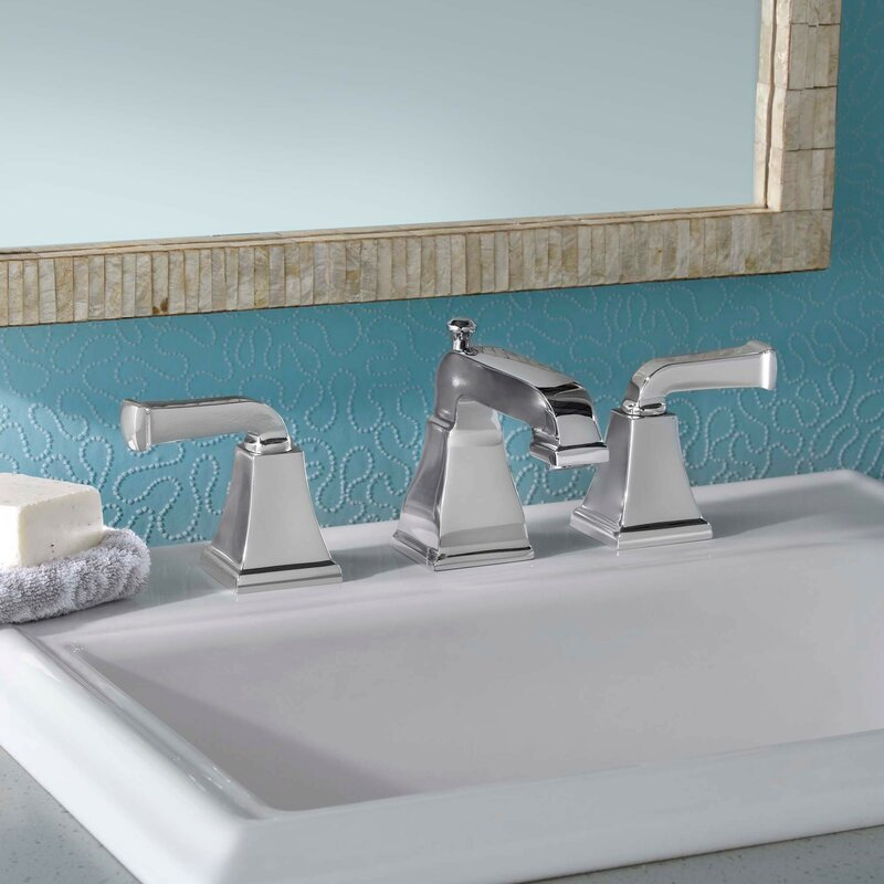 American Standard Town Square Widespread Bathroom Faucet & Reviews ...