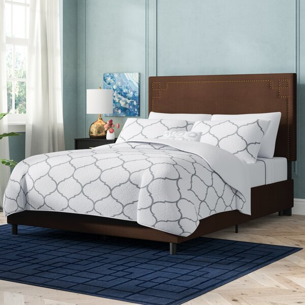 Diego Upholstered Standard Bed by Willa Arlo Interiors