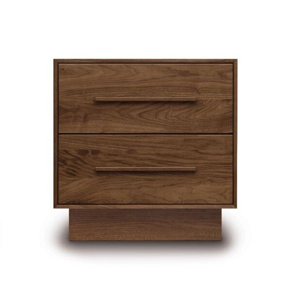 Moduluxe 2 Drawer Dresser by Copeland Furniture
