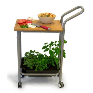 Homegrown Gourmet Bar cart by Architec