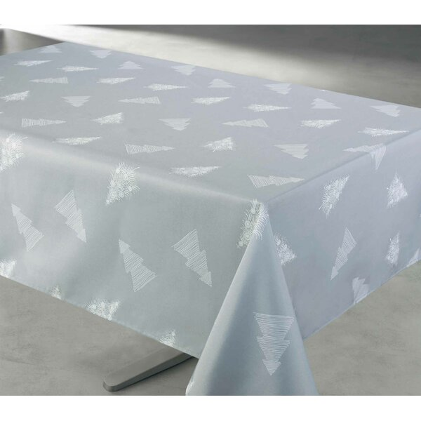 Christmas Pure and Simple Tablecloth by TexStyles