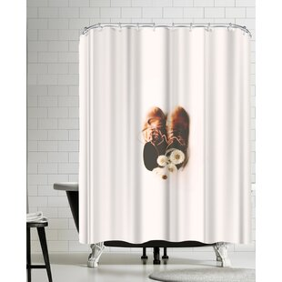 Do Small Things With Much Love Shower Curtain
