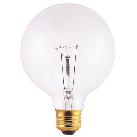 40W 120-Volt (2550K) Incandescent Light Bulb (Set of 24) by Bulbrite Industries