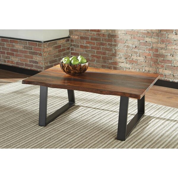 Bracken Coffee Table by Williston Forge