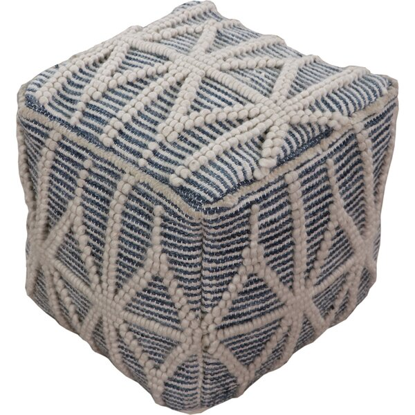 Brillion Pouf by Union Rustic