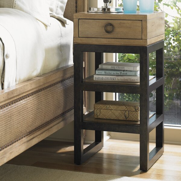 Monterey Sands 1 Drawer Nightstand by Lexington