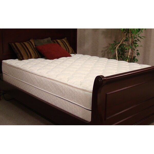 Dove 8 Softside Feather Edge Flotation Mattress by Vinyl Products