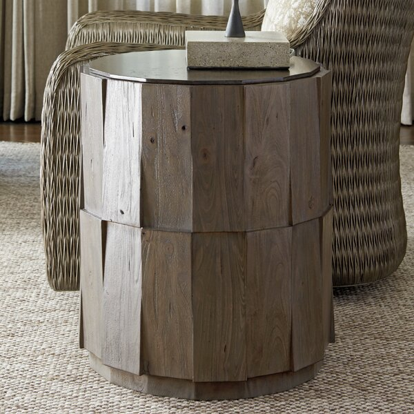 Cypress Point End Table by Tommy Bahama Home