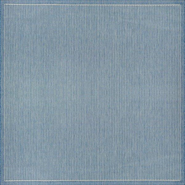 charlton home westlund blue area rug u0026 reviews wayfair