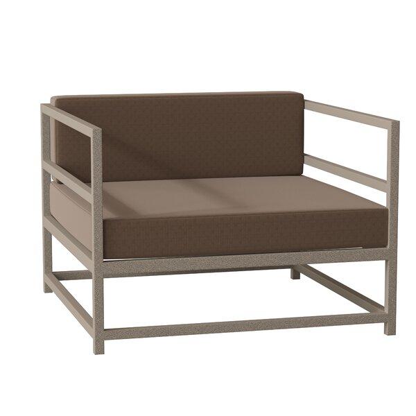 Cabana Club Deep Seating Patio Chair with Cushions by Tropitone