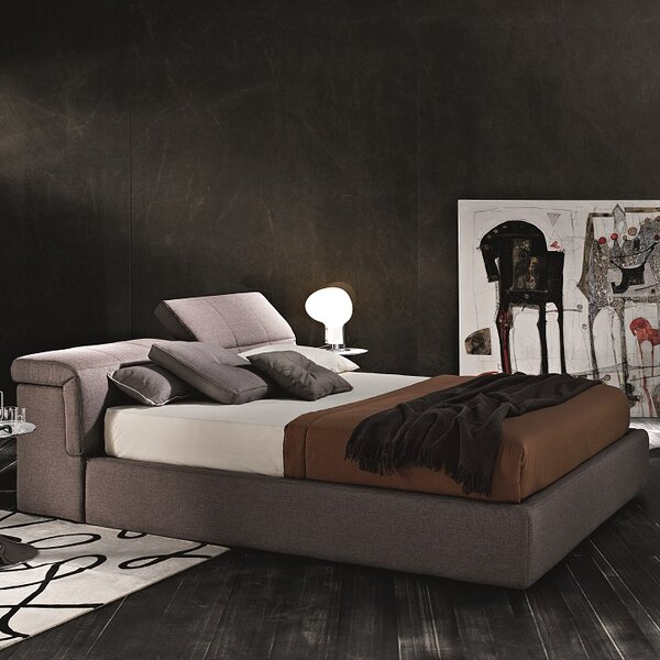 Hartmann Upholstered Storage Platform Bed by Brayden Studio