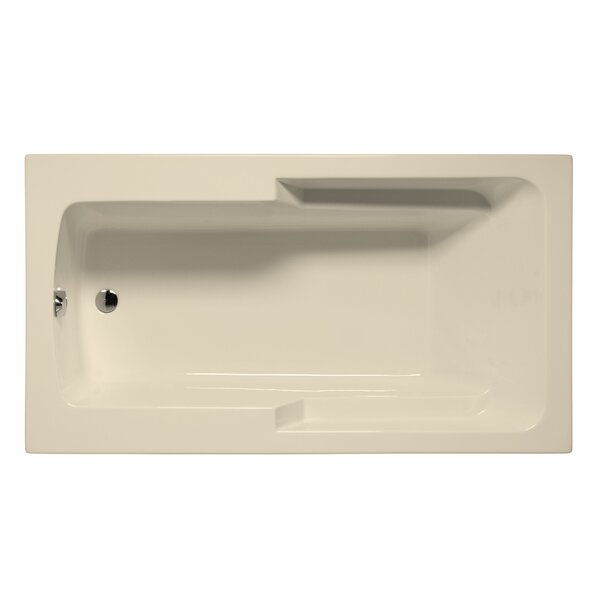 Coronado 60 x 36 Whirlpool and Air Jet Bathtub by Malibu Home Inc.
