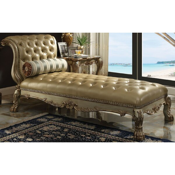 Makenzie Chaise Lounge By Astoria Grand