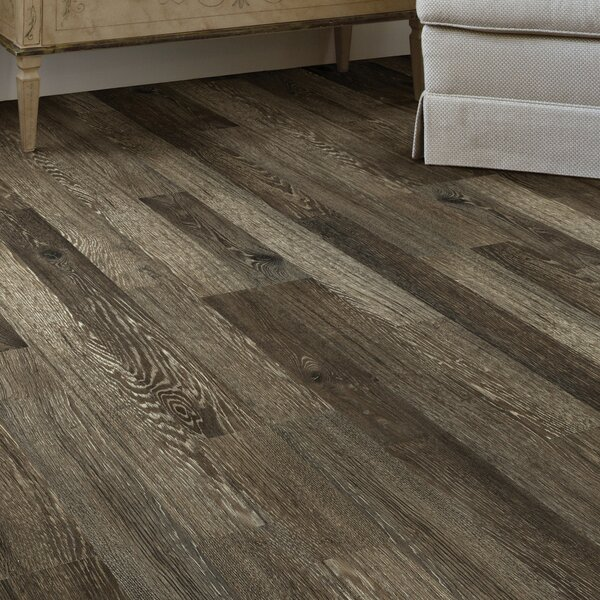 Simple Elegance 8 x 51 x 6mm Laminate Flooring in Oak Nugget by Shaw Floors