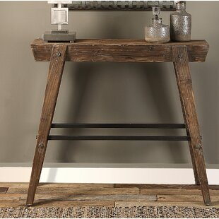Kerns Wooden Console Table By Union Rustic