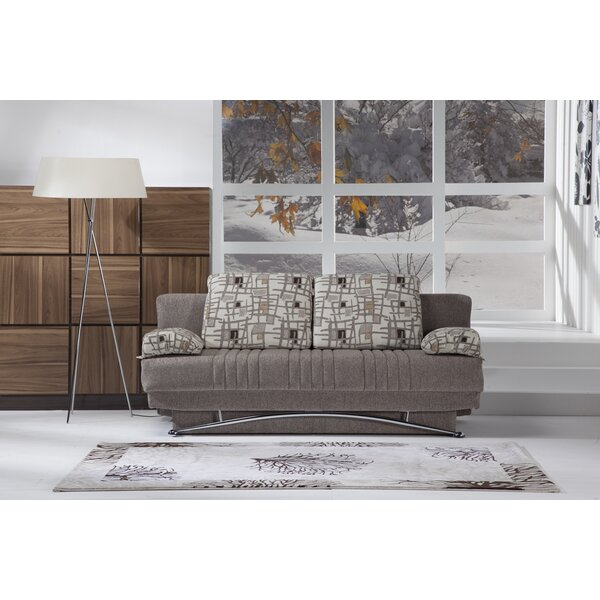 Soham 3 Seat Sleeper Sofa by Orren Ellis