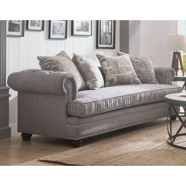 Warwick Sofa by Canora Grey